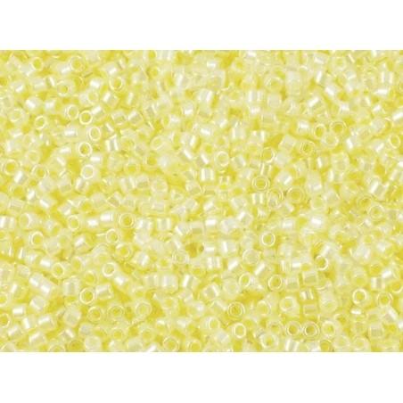 Miyuki Delicas 11/0 - citron glacé 232 Miyuki - 1