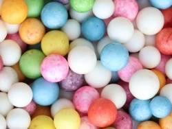 Méga Billes de polystyrène multicolores pour slime