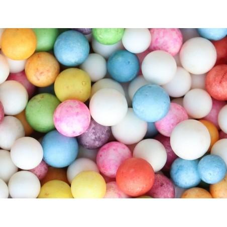 Méga Billes de polystyrène multicolores pour slime  - 1