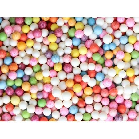 Méga Billes de polystyrène multicolores pour slime  - 3