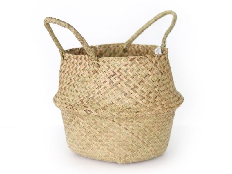 Acheter Panier en osier à customiser - 16,99€ en ligne sur La Petite Epicerie - Loisirs créatifs
