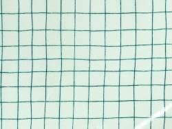 Toile enduite carreaux verts Rico Design - 1