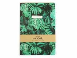 "Carnet A5 jungle botanique ""keep growing"" Sass&Belle - 4"