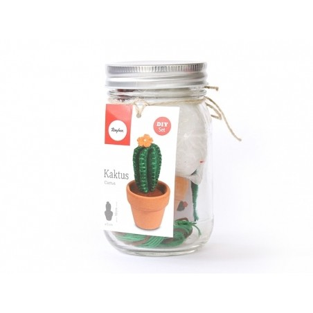Acheter Kit mini cactus en feutrine - 8,99€ en ligne sur La Petite Epicerie - 100% Loisirs créatifs