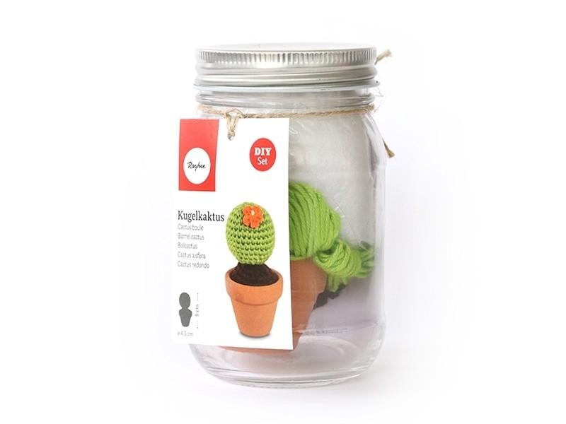 Acheter Kit mini cactus en crochet - 8,99€ en ligne sur La Petite Epicerie - 100% Loisirs créatifs
