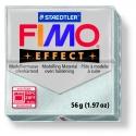 Pâte Fimo EFFECT Métallique Argent 81