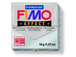 Fimo Effect - metallic silber Nr. 81