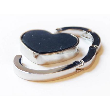 Acheter Porte sac pliable - coeur - 4,50€ en ligne sur La Petite Epicerie - 100% Loisirs créatifs