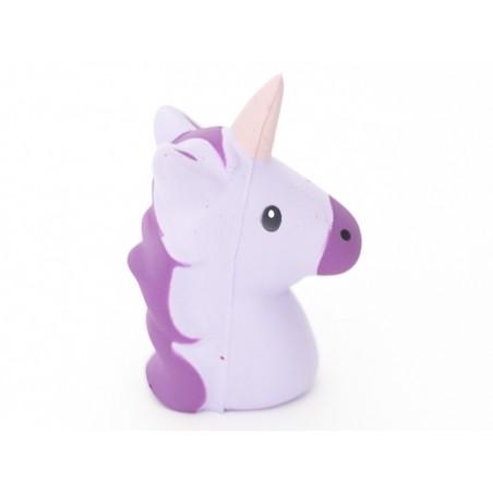 Squishy licorne mauve  - 5