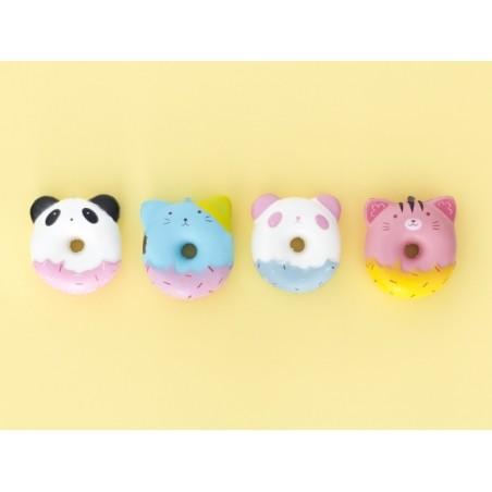 Squishy donut panda rose  - 2