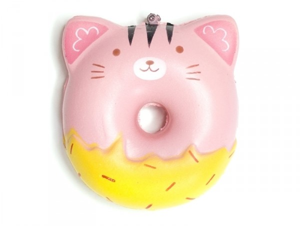 Squishy donut chat rose  - 1