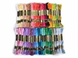 Acheter Lot de 100 échevettes- couleurs assorties - 9,99€ en ligne sur La Petite Epicerie - 100% Loisirs créatifs