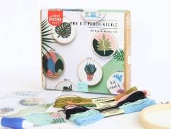 Kit MKMI - punch needle - Mes kits make it  - 8