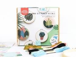 Kit MKMI - punch needle - Mes kits make it