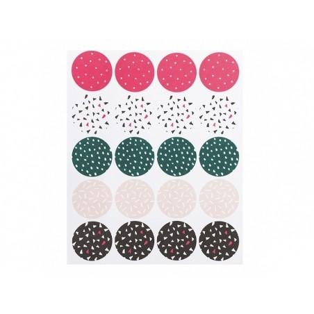 Acheter 210 stickers - petites plantes, succulentes et cactus - 5,29€ en ligne sur La Petite Epicerie - Loisirs créatifs