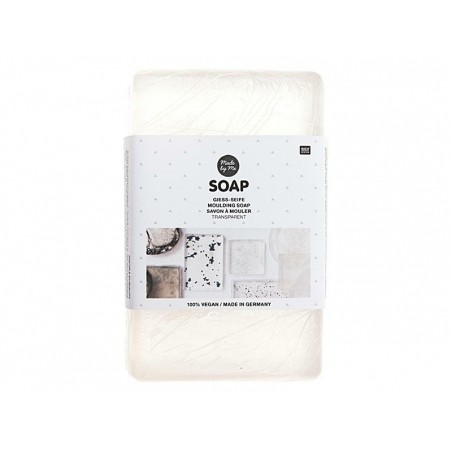 Acheter Savon à mouler transparent - 500Gr - 11,99€ en ligne sur La Petite Epicerie - Loisirs créatifs