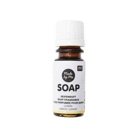 Acheter Huile parfumée pour savon 10 mL - Citron - 5,49€ en ligne sur La Petite Epicerie - Loisirs créatifs