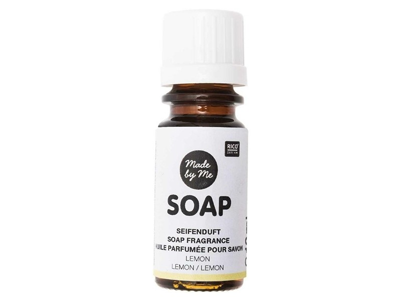 Acheter Huile parfumée pour savon 10 mL - Citron - 5,49€ en ligne sur La Petite Epicerie - 100% Loisirs créatifs