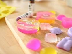 Huile parfumée pour savon 10 mL - Vanille