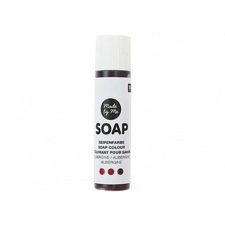 Acheter Colorant pour savon 10 mL - Aubergine - 4,49€ en ligne sur La Petite Epicerie - Loisirs créatifs