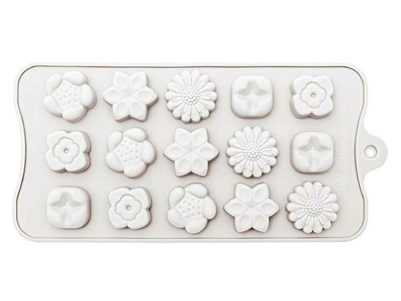 Acheter Moule à savon - fleurs - 6,49€ en ligne sur La Petite Epicerie - Loisirs créatifs