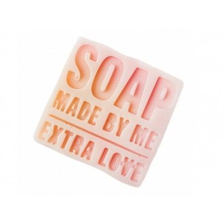 Moule à savon carré  - 4