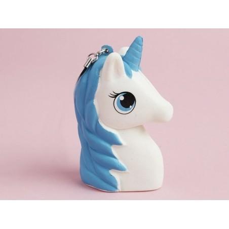 Squishy licorne bleue  - 2