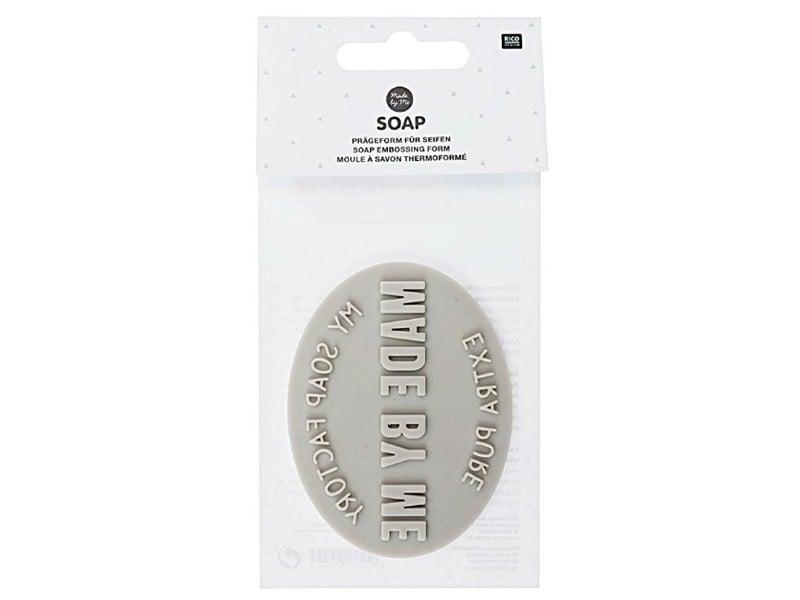 """Empreintes pour savons  """"MY SOAP FACTORY"""" - forme ovale  - 1"""