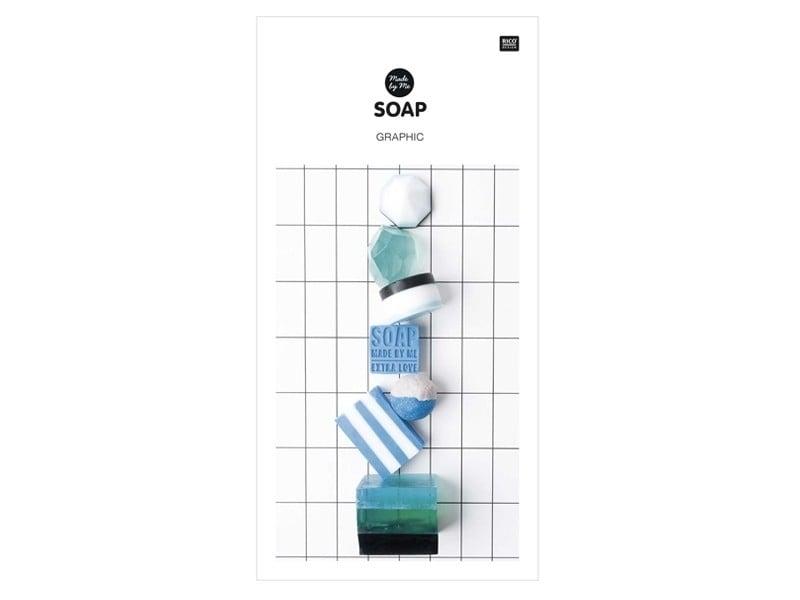 Livret sur la fabrication de savons DIY - Graphique  - 1