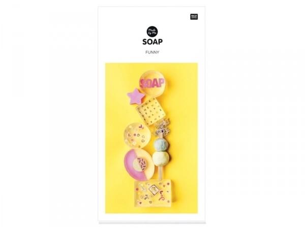 Livret sur la fabrication de savons DIY - Funny  - 1