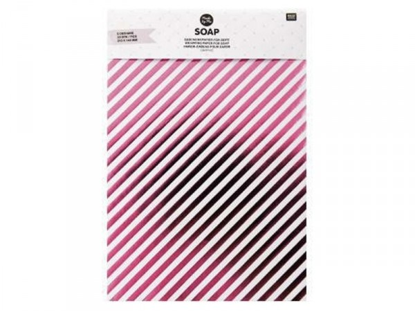 """Lot de 20 feuilles de papier cadeau - """"Graphic""""  - 1"""