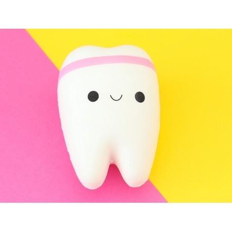 Acheter Squishy dent rose Kawaii - 7,99€ en ligne sur La Petite Epicerie - 100% Loisirs créatifs