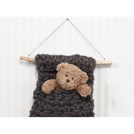 Acheter Tige en bois pour suspendre un tissage - 60 cm - 3,60€ en ligne sur La Petite Epicerie - 100% Loisirs créatifs