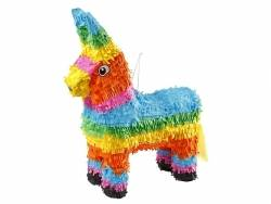 Kit DIY Piñata âne / lama alpaga  - couleurs pop  - 1