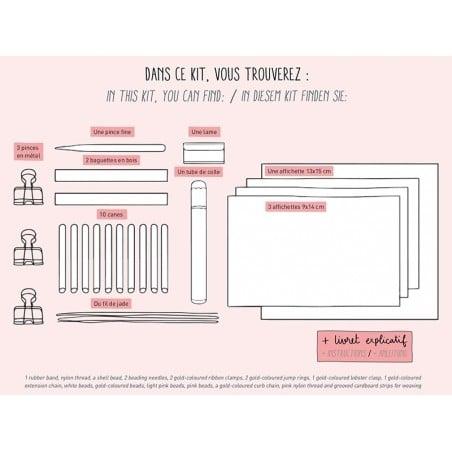 Kit MKMI - Mes affiches en cane painting La petite épicerie - 3