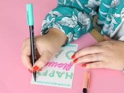 Acheter Kit MKMI - Mes affiches en cane painting - 16,99€ en ligne sur La Petite Epicerie - Loisirs créatifs