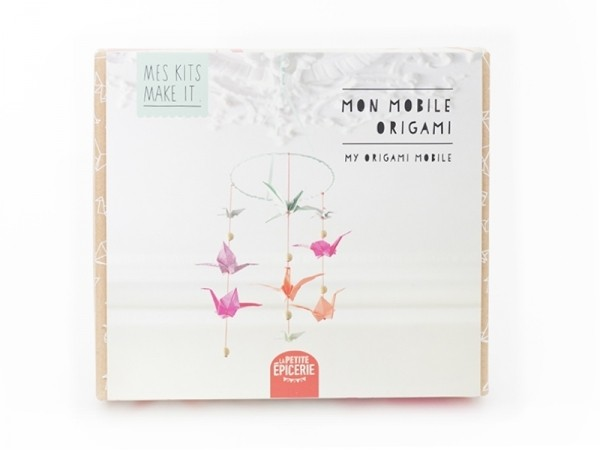 Kit MKMI - Mon Mobile Origami La petite épicerie - 1