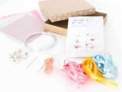 Kit MKMI - Mon Mobile Origami La petite épicerie - 3