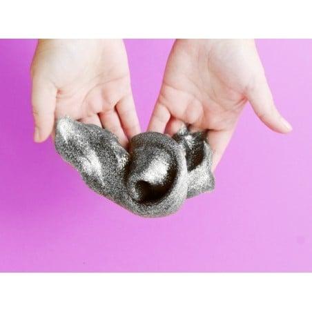 Acheter Gel pailletté argenté pour slime - 250 mL - 6,99€ en ligne sur La Petite Epicerie - 100% Loisirs créatifs