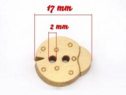 Acheter Bouton en bois - coccinelle - 0,39€ en ligne sur La Petite Epicerie - Loisirs créatifs