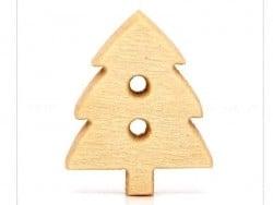 Acheter Bouton en bois - sapin  - 0,29€ en ligne sur La Petite Epicerie - Loisirs créatifs