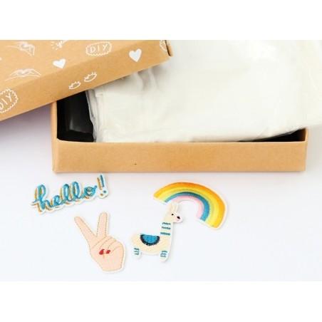 Acheter MKMI - Kit Do IT Yourself mon tote bag personnalisable - 16,99€ en ligne sur La Petite Epicerie - Loisirs créatifs