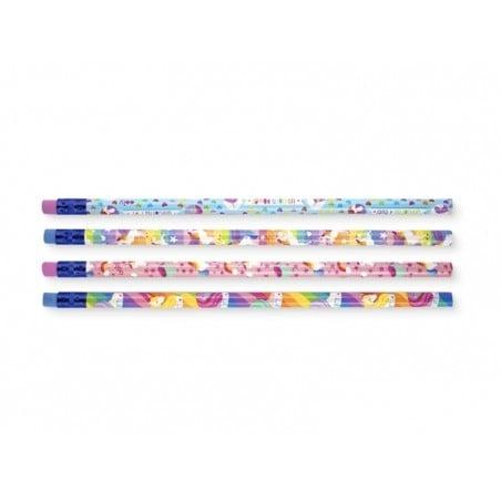Acheter Lot de 12 crayons à papier licornes - unique unicorns - 7,49€ en ligne sur La Petite Epicerie - 100% Loisirs créatifs