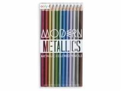 Acheter Lot de crayons de couleur métalliques - Modern metallics - 11,99€ en ligne sur La Petite Epicerie - 100% Loisirs cré...