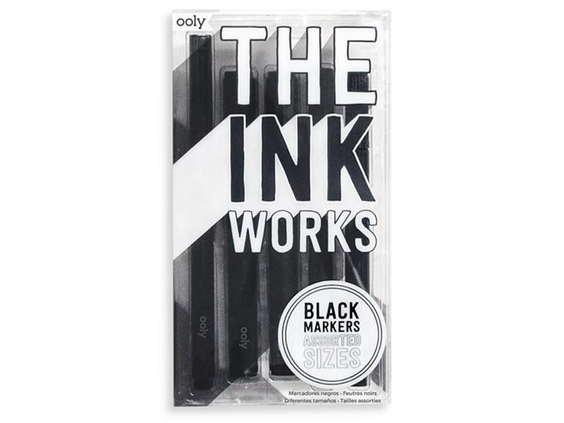 Acheter Lot de marqueurs et feutres pour lettering - the ink words - 14,90€ en ligne sur La Petite Epicerie - Loisirs créatifs