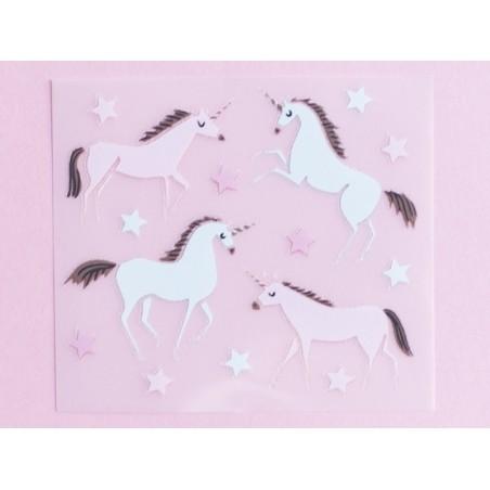 Acheter Petits écussons thermocollants - licornes et étoiles - 3,49€ en ligne sur La Petite Epicerie - 100% Loisirs créatifs