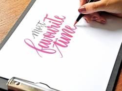 Acheter Set de lettering avancé - 25,99€ en ligne sur La Petite Epicerie - Loisirs créatifs