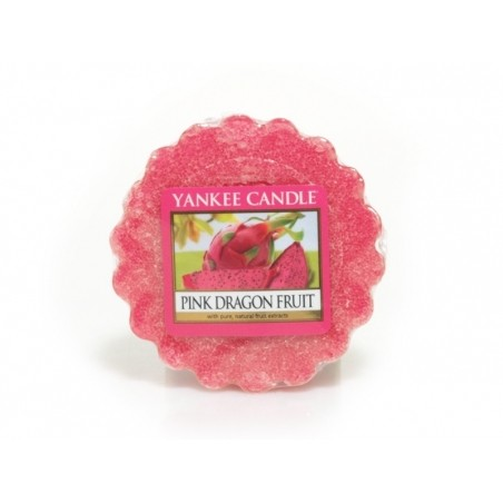 Acheter Bougie Yankee Candle - Pink Dragon Fruit / Fruit du Dragon Rose - Tartelette de cire - 2,29€ en ligne sur La Petite ...