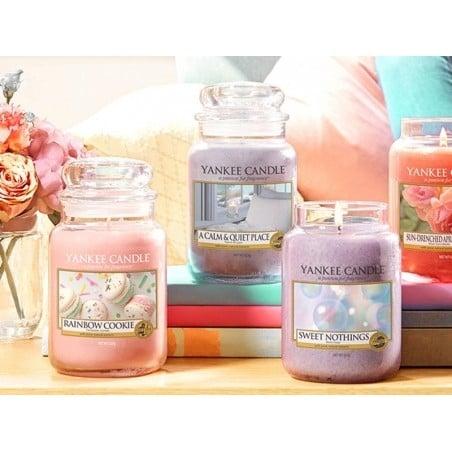 Acheter Bougie Yankee Candle - Sweet Nothings / Mots Doux - Tartelette de cire  - 2,29€ en ligne sur La Petite Epicerie - 10...