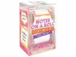 Distributeur de notes autocollantes et repositionnables